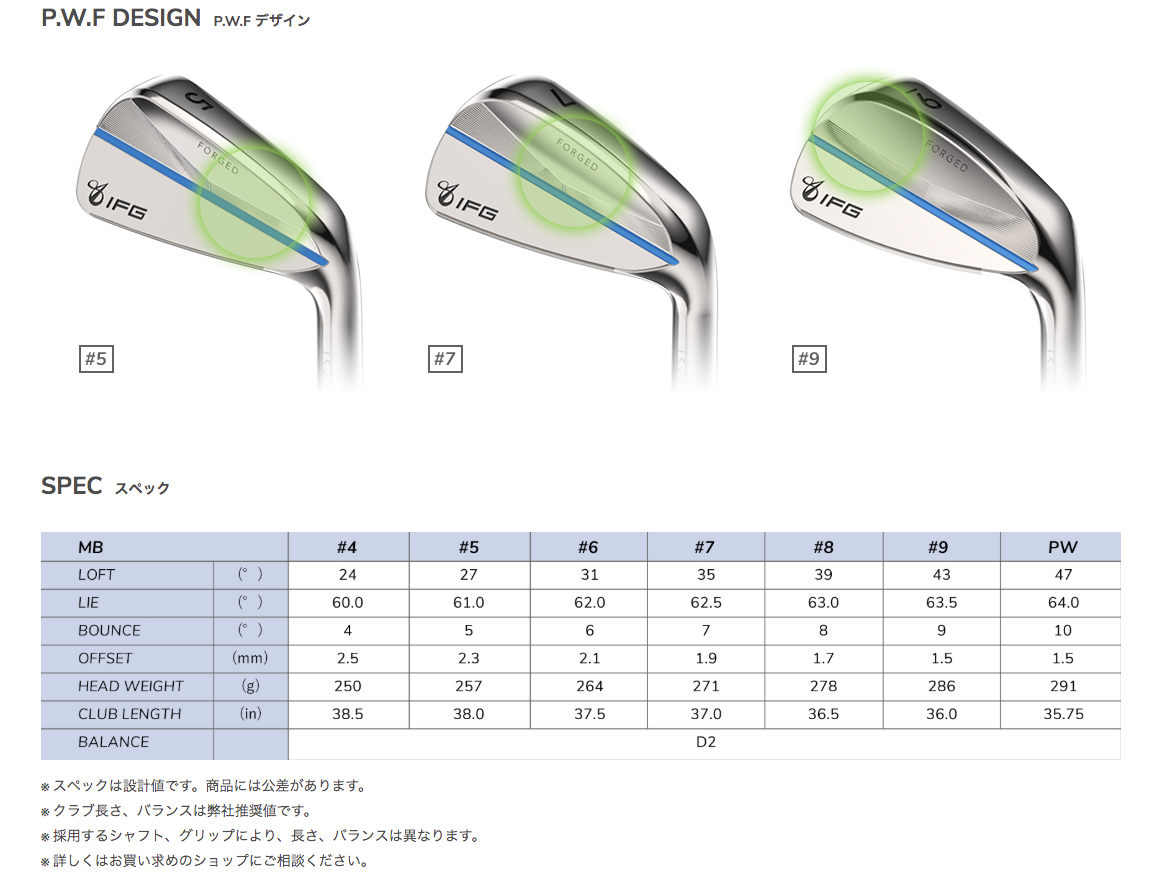 FireShot Capture 126 - インフィニットゴルフオンラインストア - IFG LS☆IRON Series - shop.infinitegolf.jp